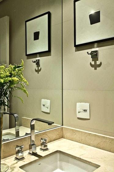 简约设计-现代一居室公寓-装修效果图