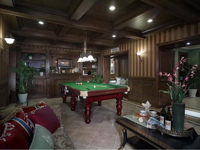 美观实用兼得的别墅装修-装修效果图