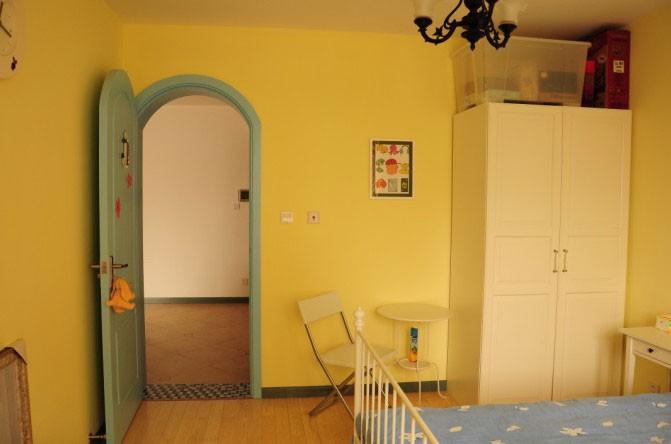 蔚蓝色港湾-1室1厅-装修效果图