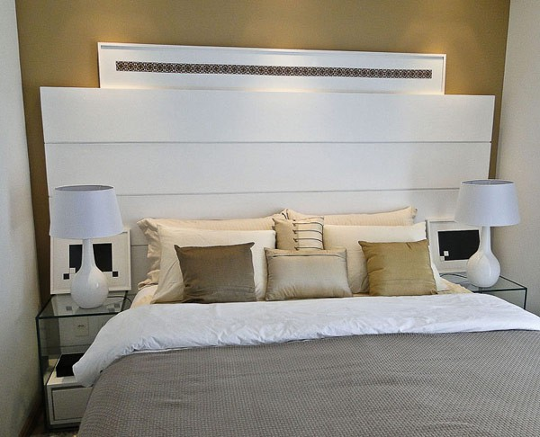 简约现代一居室小公寓-装修效果图