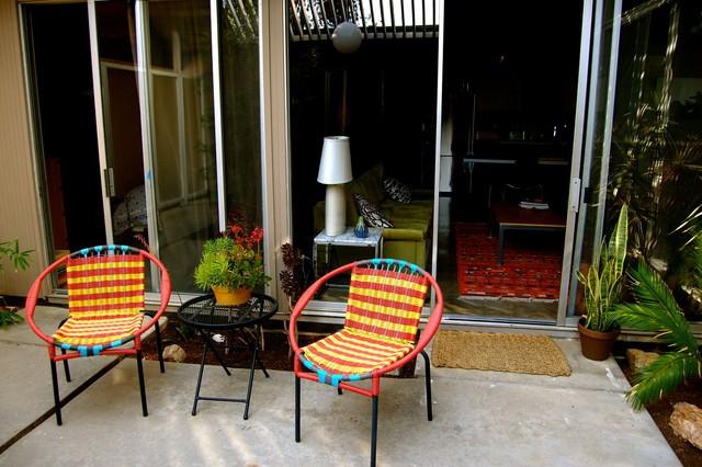 现代时尚别墅-低调中的奢华-装修效果图