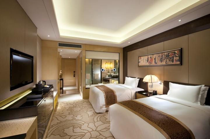 酒店宾馆-装修效果图