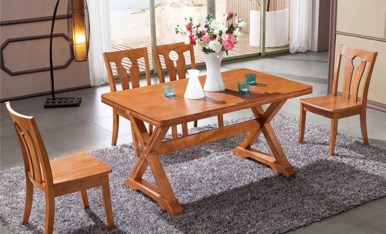 橡胶木和橡木的区别 橡胶木家具怎么样