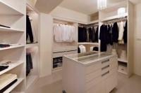 衣帽间的衣柜要怎么选择?
