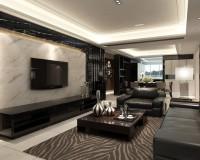6种电视背景墙装饰风格