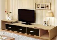 电视柜常见的类型