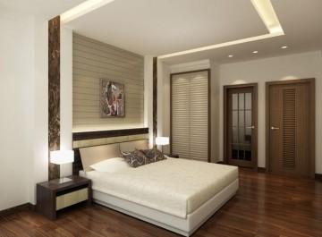 中式卧室装修效果图 - 装修案例效果图封面