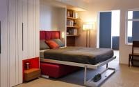 嫌室内空间太小?隐形床给你大空间!