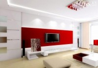 客厅的电视背景墙有哪些地方需要注意的?