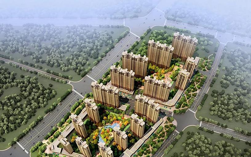电建地产海赋尚城 - 楼盘封面图