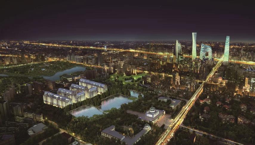 北京壹号院 - 楼盘封面图