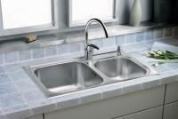关于厨房水槽安装的一些知识