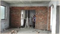 砌墙、空调安装