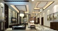 中式别墅的墙纸装饰该如何选择?