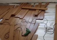 影响地板的安装质量有哪些因素呢?