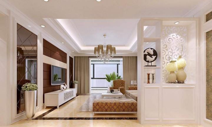 客厅隔断装修的注意事项和风水你知道多少?